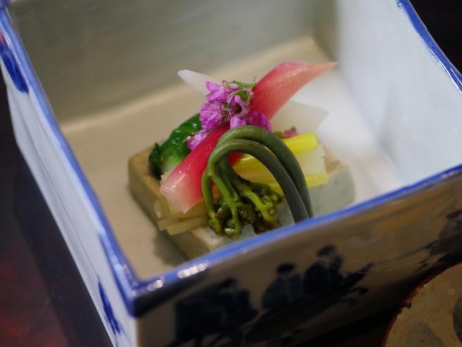 豆腐山菜.JPG