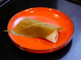 藤居_桜餅